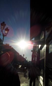 The Sun in paris